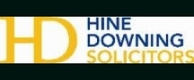 Hine_downing_solicitors_logo