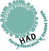 Harrow_association_of_disabled_people_logo_logo