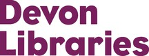Devon_libraries_logo_colour_medium