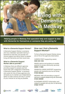 Medway Dementia Support Workers