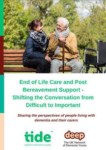 Tide DEEP End of Life Care Report