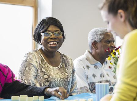 Alzheimers Society Training Image