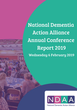 National Dementia Action Alliance Annual Conference 2019