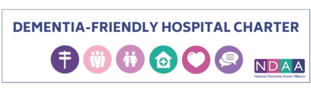 DEMENTIA FRIENDLY HOSPITAL CHARTER   Title only
